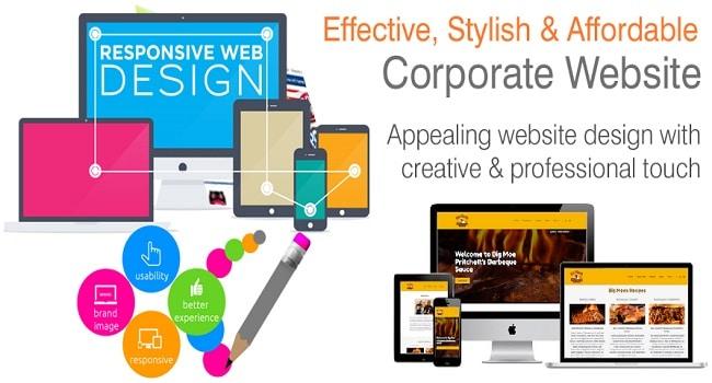 Corporate Website Design Process