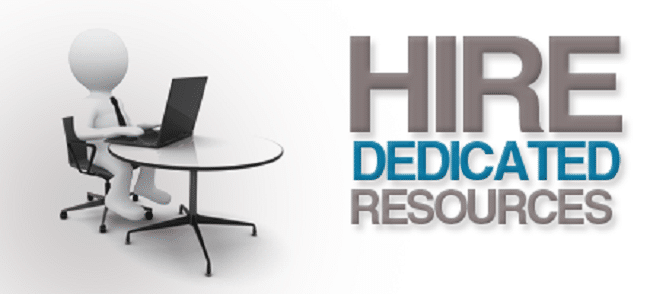 Hire Dedicated Resources