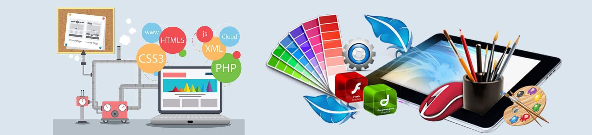 Website Re-Design Services